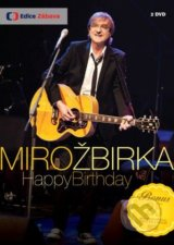 Miro Žbirka Happy Birthday