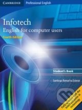 Infotech English for computer users - Student's Book - Santiago Remacha Esteras