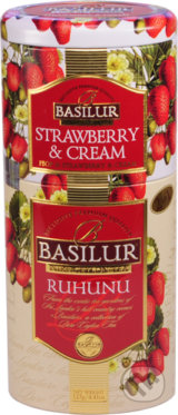 Strawberry & Cream + Ruhunu