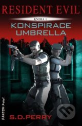Konspirace Umbrella - S.D. Perry