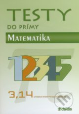 Testy do prímy - Matematika