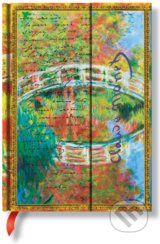 Paperblanks - Monet, Bridge (Most)