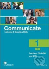 Communicate Teacher's CD-ROM and DVD