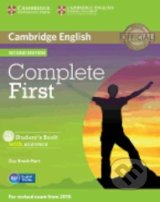 Complete First - Student's Book with Answers and CD-ROM