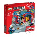 LEGO Juniors 10687 Spider-Manova™ skrýša