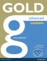 New Gold Advanced - Coursebook