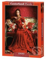 Beauty in Red -