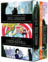 Neil Gaiman and Chris Riddell Box Set