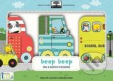Green Start Wooden Toy Mix and Match : Beep Beep -
