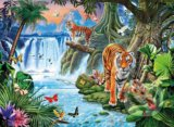 Tiger's family -