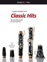 Classic Hits für zwei Klarinetten/Classic Hits for two clarinets