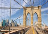 Pohľad z Brooklyn Bridge -