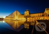 The Louvre by Nigh
