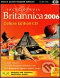 Britannica Deluxe Edition 2006 CD-Rom