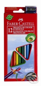 Pastelky ECO Triangular Faber Castell