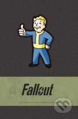 Fallout (Ruled Journal)