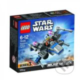 LEGO Star Wars 75125 Confidential Microfighter Hero Starfighter -