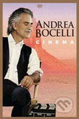 Andrea Bocelli: Cinema DVD