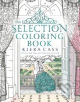 The Selection Coloring Book - Kiera Cass