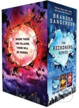 The Reckoners Series - Brandon Sanderson