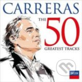 Jose Carreras: 50 greatsest track