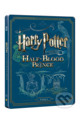 Harry Potter a princ dvojí krve Steelbook