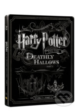 Harry Potter a Relikvie smrti - část 2. Steelbook - David Yates
