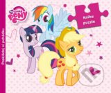 My Little Pony: Kniha puzzle