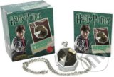 Harry Potter: Locket Horcrux Kit and Sticker Book