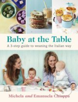 Baby at the Table - Emanuela Chiappa, Michela Chiappa