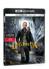 Já, legenda Ultra HD Blu-ray