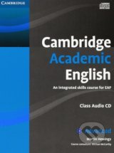Cambridge Academic English C1: Advanced - Class Audio CD and DVD Pack