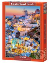 Santorini Lights -