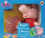 Peppa Goes to the Library