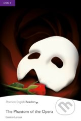 The Phantom of The Opera Book + MP3 - Gaston Leroux