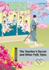 Dominoes 1: Teacher's Secret and Other Folk Tales