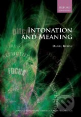 Intonation and Meaning - Daniel Buring