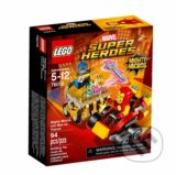 LEGO Super Heroes 76072 Mighty Micros: Iron Man vs. Thanos -
