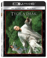 Tygr a drak Ultra HD Blu-ray