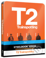 T2 Trainspotting Steelbook