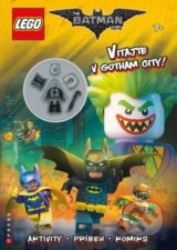 Lego Batman: Vitajte v Gotham City!