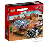 LEGO Juniors 10742 Pretekársky okruh Willy's Butte