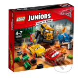 LEGO Juniors 10744 Preteky Thunder Hollow Crazy 8