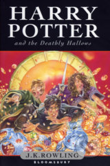 Harry Potter and the Deathly Hallows (Book 7) (J.K. Rowling)
