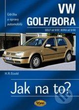 VW Golf od 9/97, VW Bora od 9/98 (Hans-Rudiger Etzold)