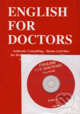 English for doctors + CD