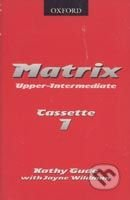 Matrix - Upper-Intermediate Cassette (2)