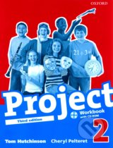Project 2 - Workbook with CD-ROM (Tom Hutchinson, Cheryl Pelteret)