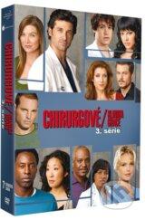 Klinika Grace 3. seria (John David Coles, Adam Davidson, Sarah Pia Anderson, Tony Goldwyn)