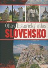 Ottov historicky atlas - Slovensko (Pavol Krsak)